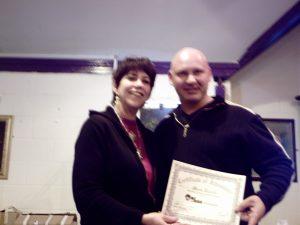 Bill Alexander instructor and wet on wet teacher